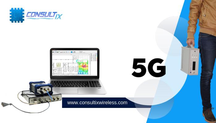 Essai sur le terrain à 28 GHz: plus de portabilité apportée par Consultix